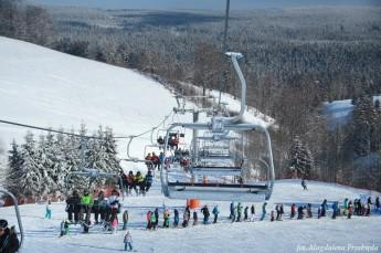 Duszniki-Zdrój Atrakcja Stacja narciarska Mieszko