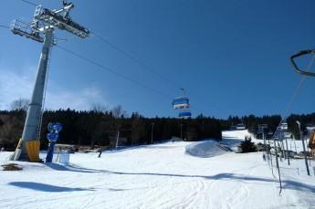 Duszniki-Zdrój Atrakcja Stacja narciarska Nartorama